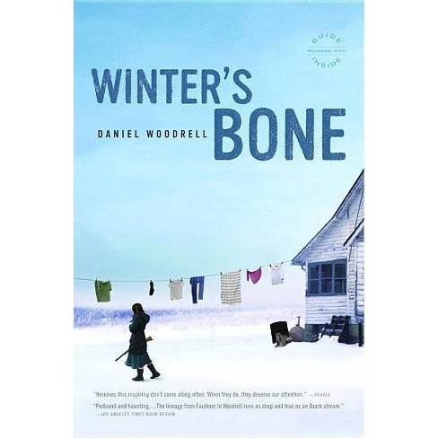 Winter's Bone - by  Daniel Woodrell (Paperback) - image 1 of 1