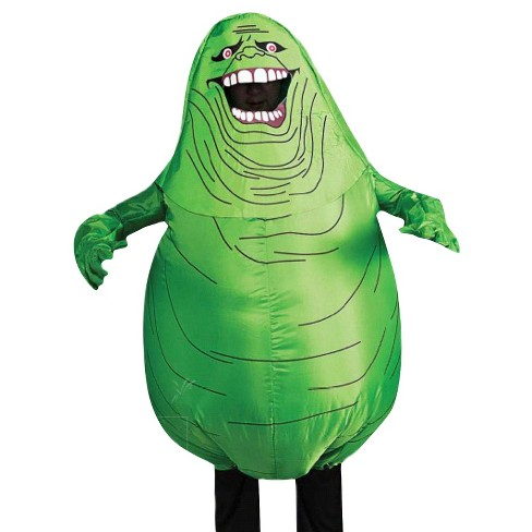 Ghostbusters - Inflatable Slimer Adult Costume One Size - image 1 of 1