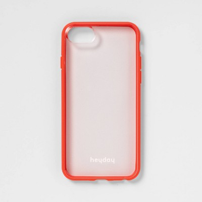 heyday™ Apple iPhone Case - Vibrant Coral