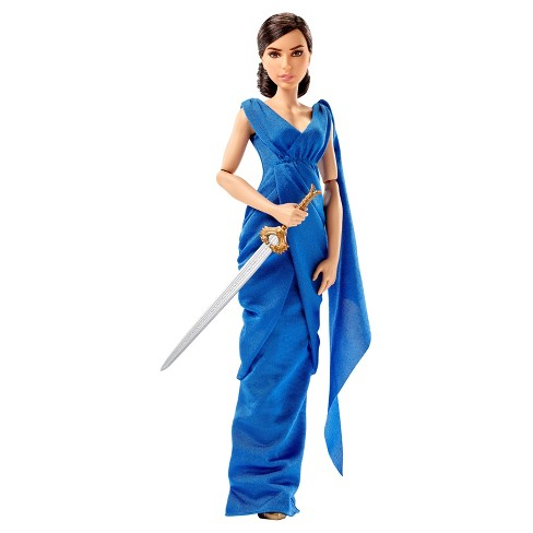 Wonder Woman Evening Gown Action Doll : Target