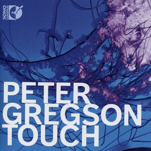 Peter gregson - Gregson:Touch (CD) - image 1 of 1
