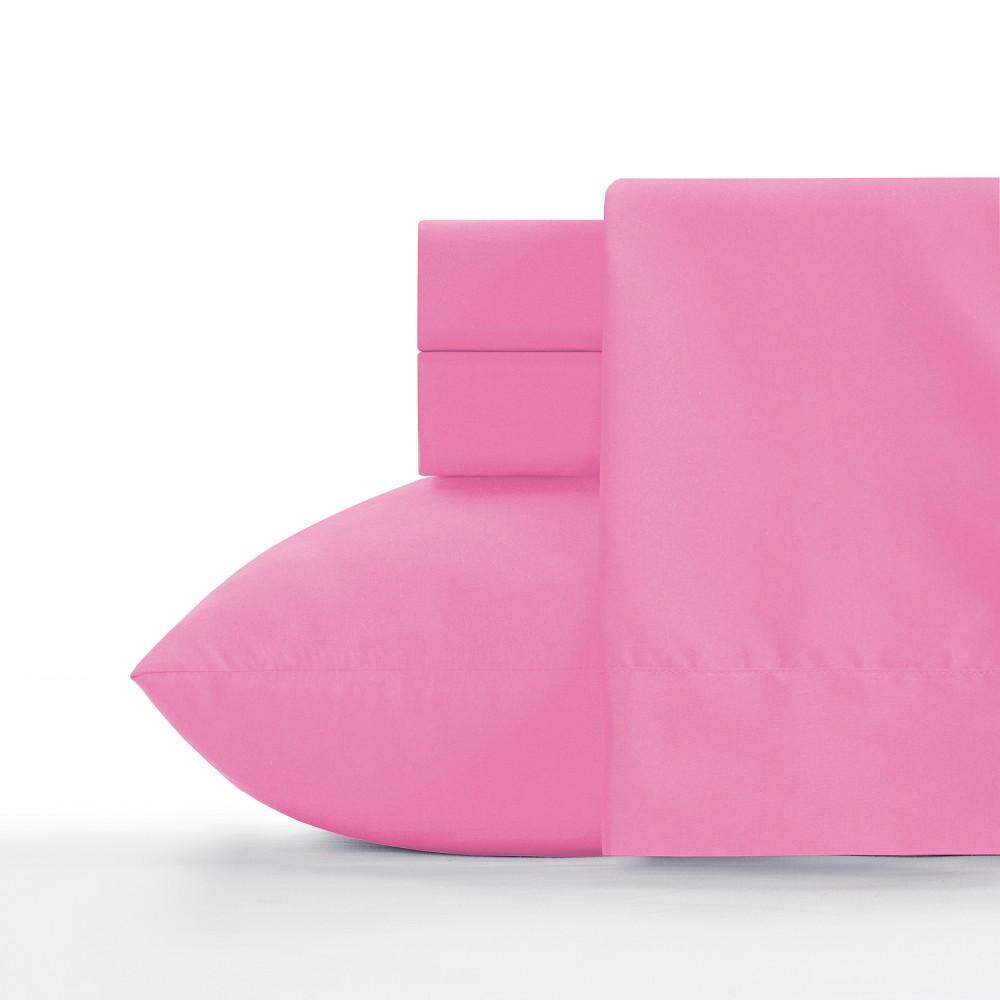 Crayola Bazooka Sheet Sets (Queen), Pink