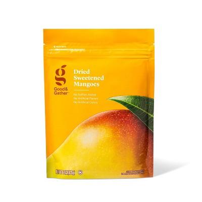 Dried Sweetened Mangos - 6oz - Good & Gather™