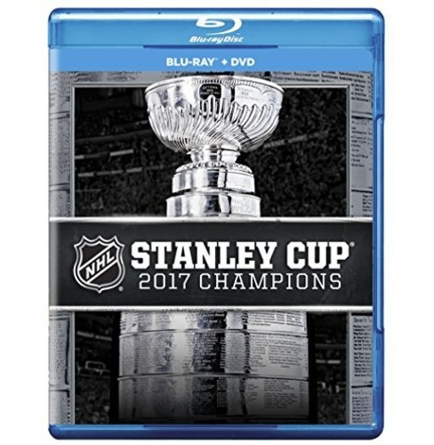 2017 Stanley Cup Champions (Blu-ray) - image 1 of 1