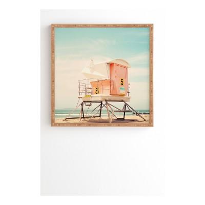 Bree Madden  Beach Tower 5 Framed Wall Art