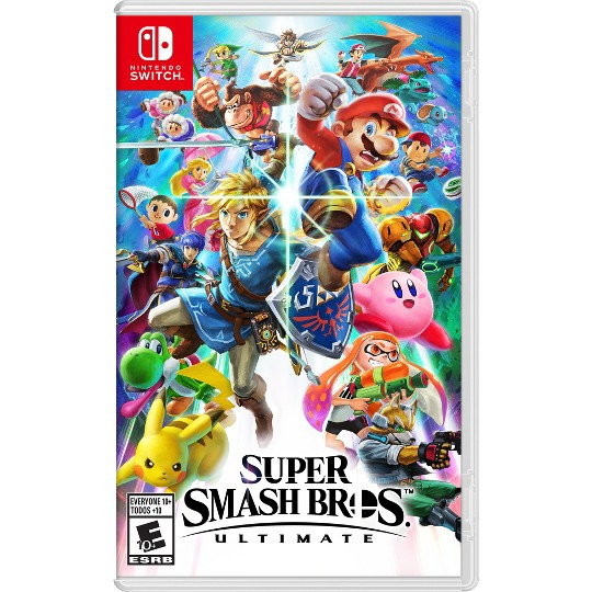 Super Smash Bros. Ultimate - Nintendo Switch image number null