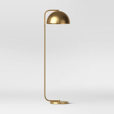 Valencia LED Floor Lamp Brass (Includes Energy Efficient Light Bulb)- Project 62™