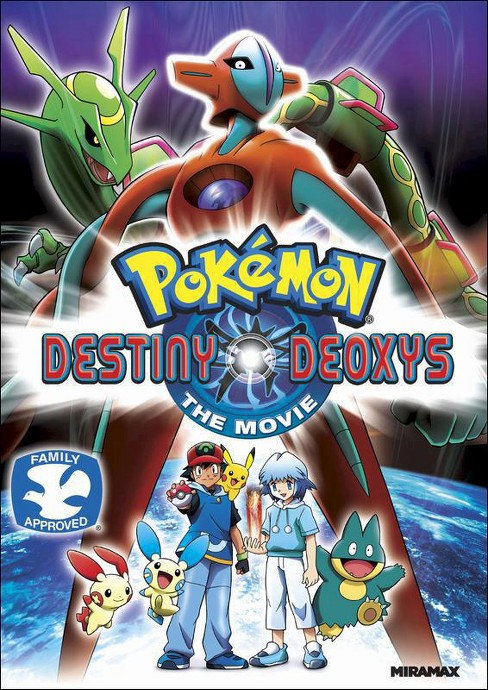 Pokemon:Destiny deoxys (DVD) - image 1 of 1