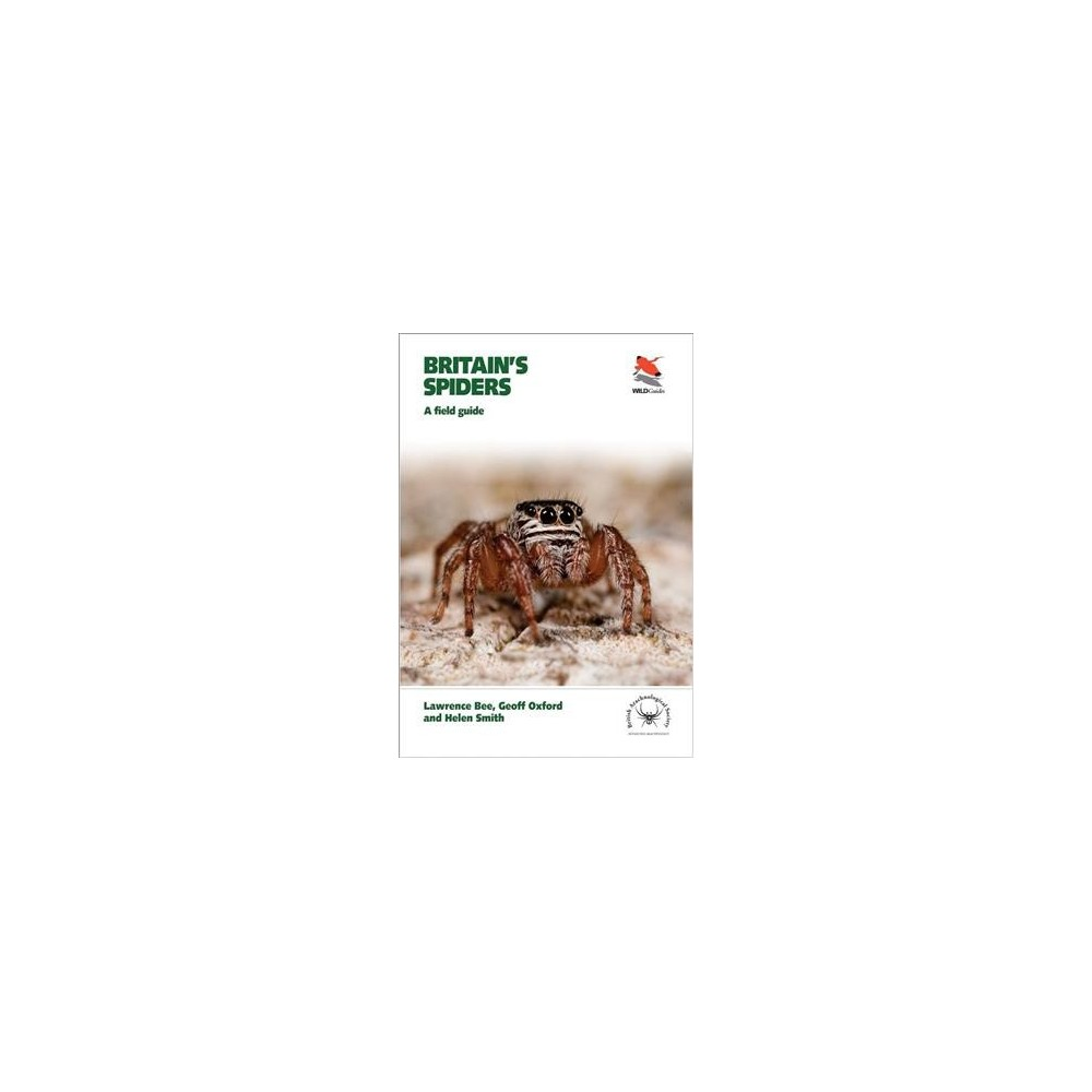 Britain's Spiders : A Field Guide - by Lawrence Bee & Geoff Oxford & Helen Smith (Paperback)