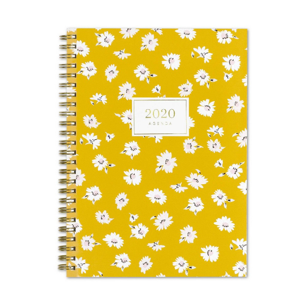 "Image of ""2020 Planner 5.875""""x 8.625"""" Muted Mango Orange - cupcakes and cashmere for Blue Sky"""