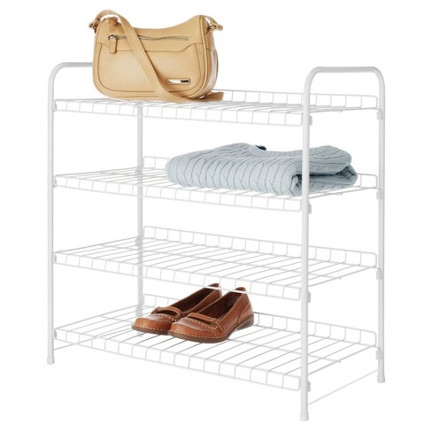 Whitmor 4-Tier Closet Shelves - White - image 1 of 2