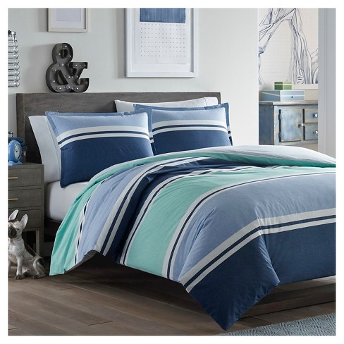 Taylor Comforter And Sham Set (Full/Queen) - Poppy &Fritz® - image 1 of 2
