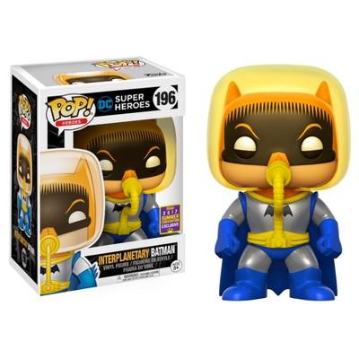 Funko POP Batman - Interplanetary Batman - SDCC Exclusive