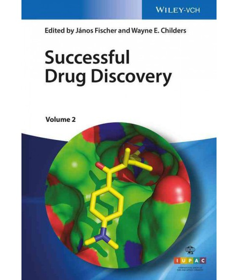 Successful Drug Discovery (Vol 2) (Hardcover) - image 1 of 1