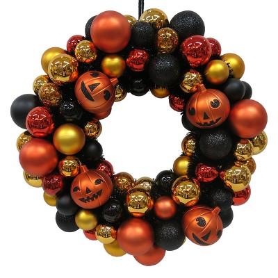 Halloween Shatterproof Wreath - Hyde and Eek! Boutique™