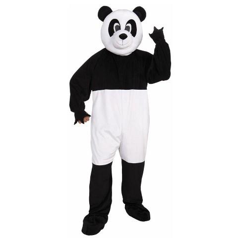 606c342113b Panda Mascot Costume One Size   Target