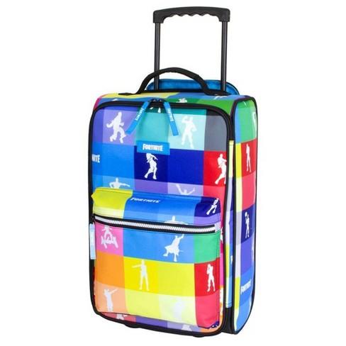 """Fortnite 18"""" Kids' Multiplier Pilot Case Suitcase - image 1 of 9"""