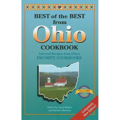 Best of the Best from Ohio Cookbook - (Spiral_bound) - image 1 of 1