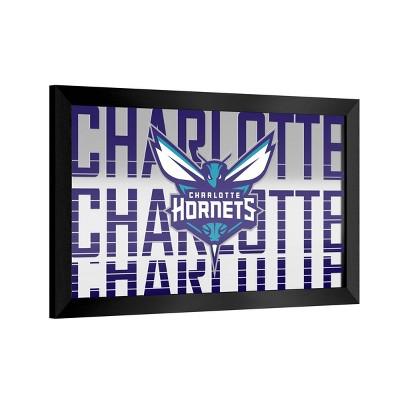 NBA City Framed Logo Mirror