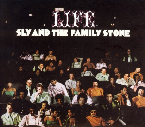 Sly & the family sto - Life (Vinyl) - image 1 of 1