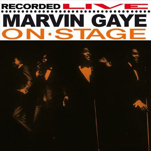 Marvin gaye - On stage (Vinyl) - image 1 of 1