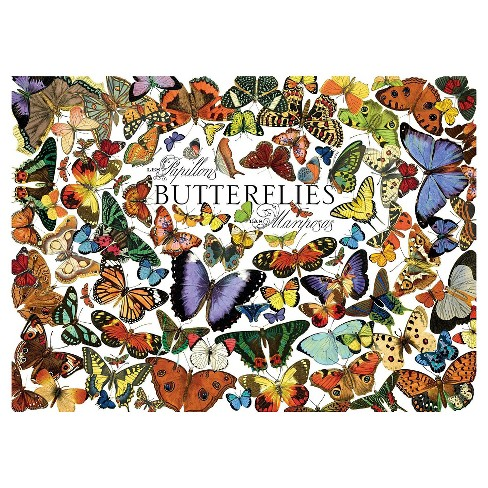 Butterflies 1000pc Puzzle - image 1 of 1