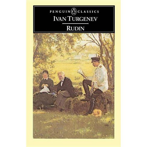Rudin - (Penguin Classics) by  Ivan Sergeevich Turgenev (Paperback) - image 1 of 1