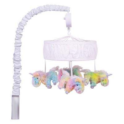 Trend Lab Musical Crib Mobile Unicorn