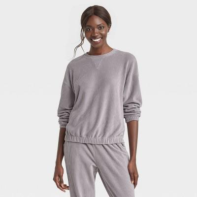 Women's Velour Sweatshirt - A New Day™
