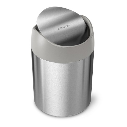 simplehuman 1.5L Countertop Can - image 1 of 3
