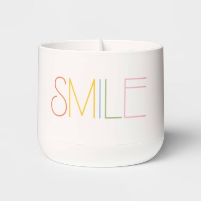 Toothbrush Holder Smile - Pillowfort™