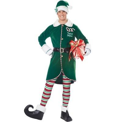 California Costumes Workshop Elf Adult Costume