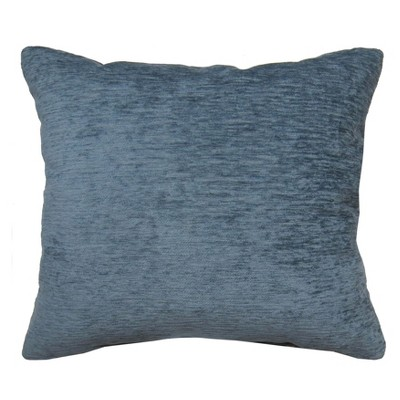 Blue Solid Throw Pillow - Threshold™