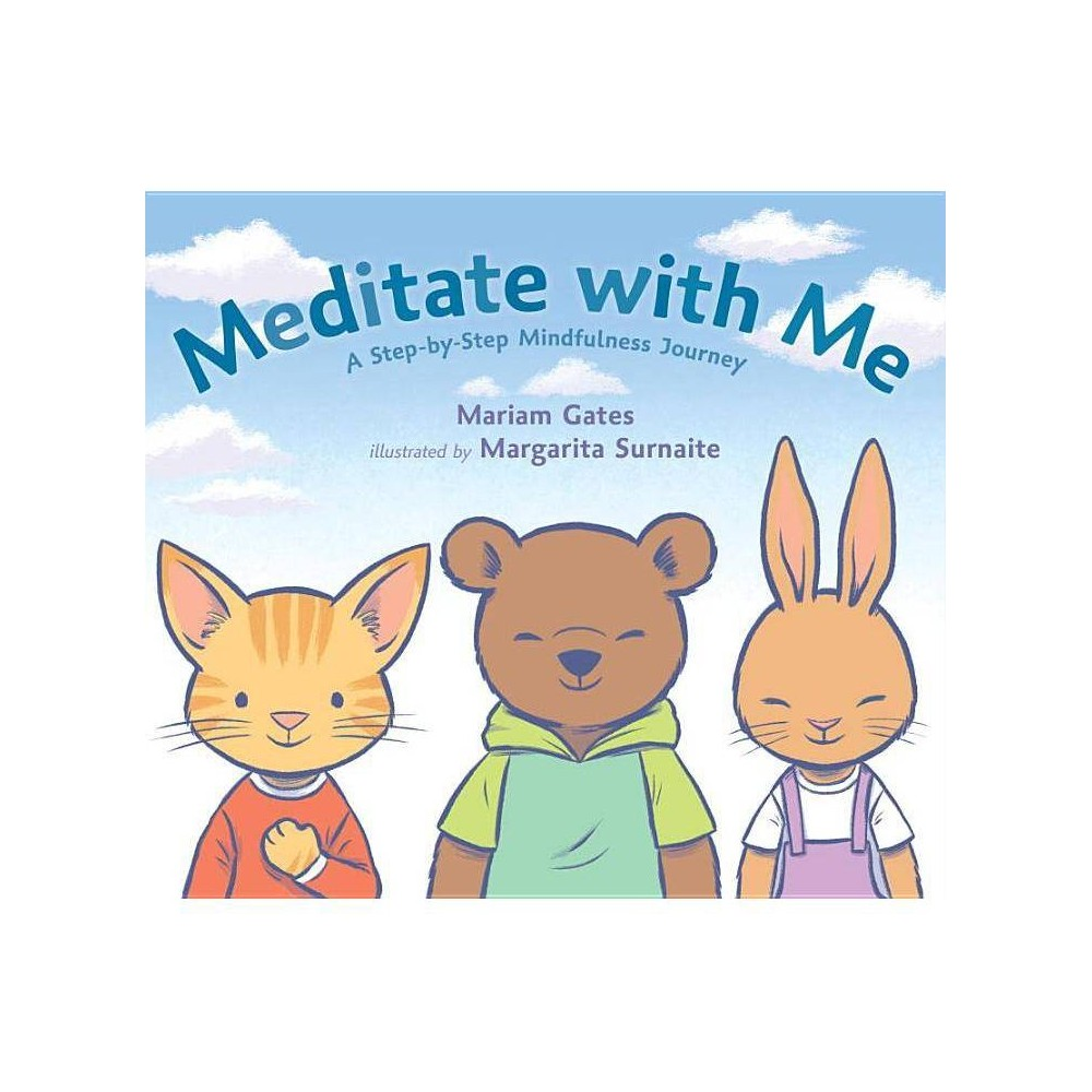 Meditate With Me By Mariam Gates Hardcover