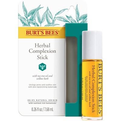 Burt's Bees Herbal Complexion Stick - 0.26oz