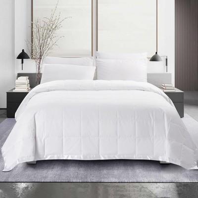 Puredown Lightweight White Down Blanket