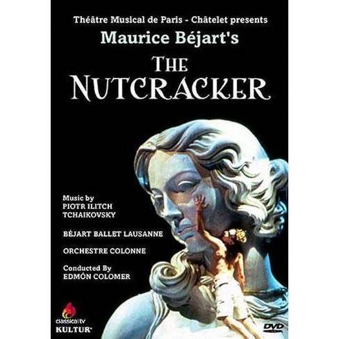 Maurice Bejart's The Nutcracker (DVD) - image 1 of 1