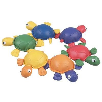 Marvel Education Company Turtle Bean Bag Set  - Set of 6