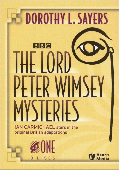Lord peter wimsey collection set 1 (DVD) - image 1 of 1