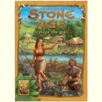 Stone Age - Style is the Goal Expansion Board Game