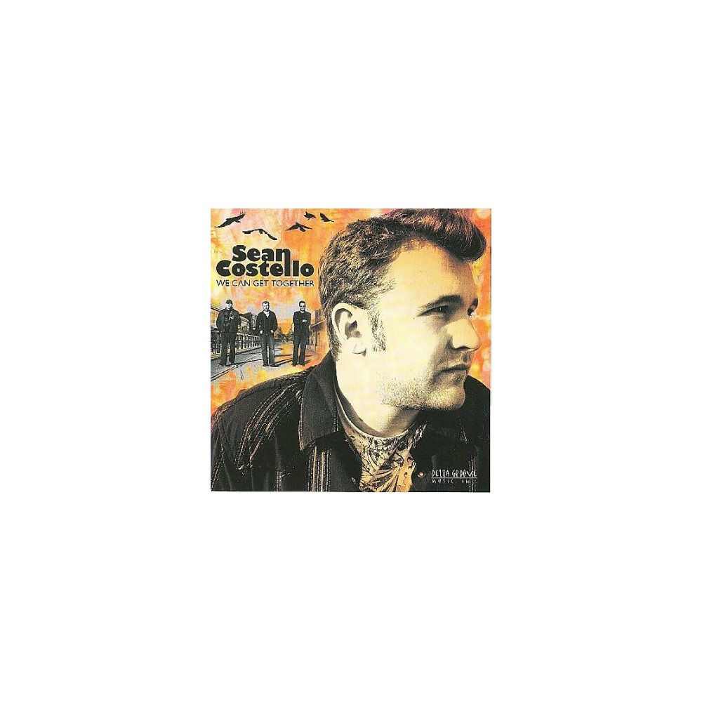Sean Costello - We Can Get Together (CD)