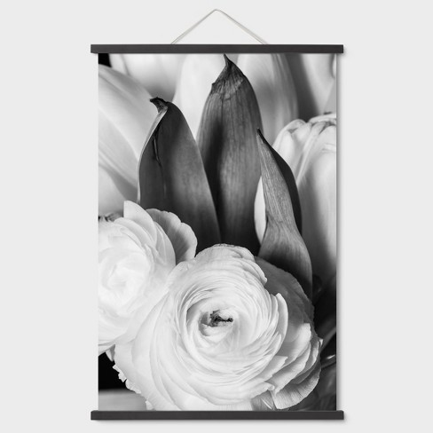 """12"""" x 16"""" Large Hanging Bar Single Picture Frame Black - Project 62™ - image 1 of 1"""