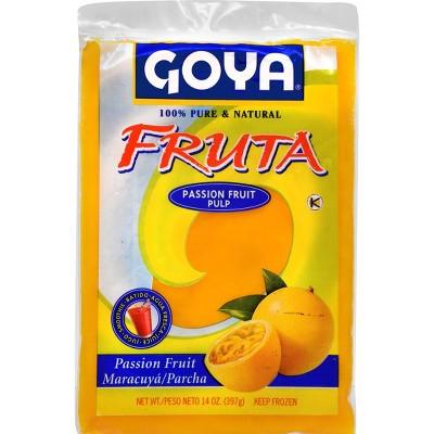 Goya Frozen Passion Fruit - 14oz