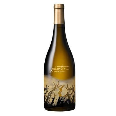 Phantom Chardonnay White Wine - 750ml Bottle