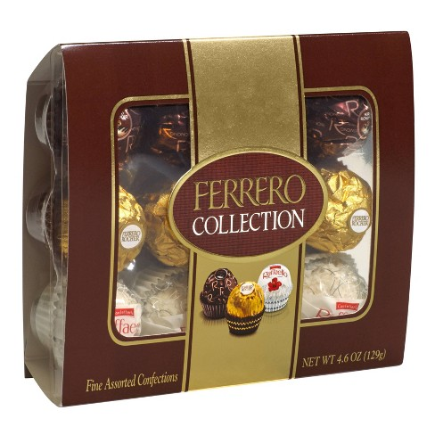 Ferrero Rocher Collection Assorted Chocolates 46oz Target