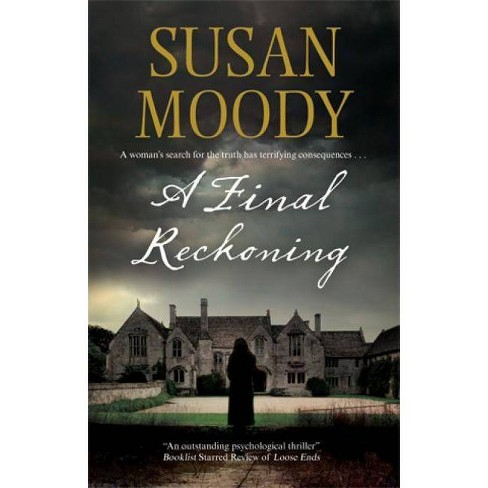 Final Reckoning - by  Susan Moody (Hardcover) - image 1 of 1