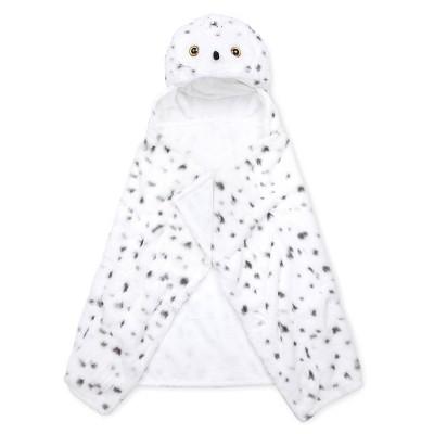 Harry Potter Hedwig Hooded Blanket
