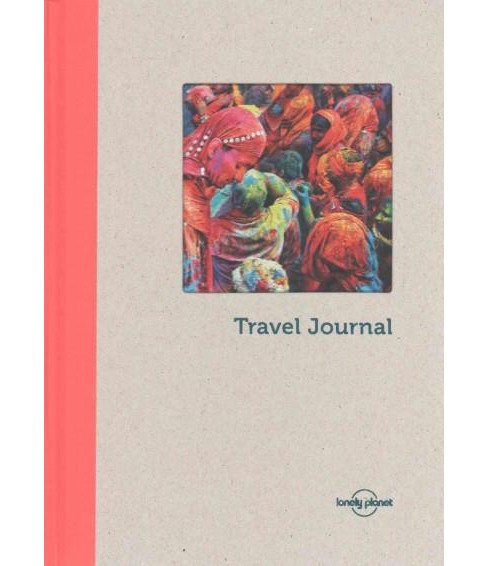 Lonely Planet Travel Journal (Paperback) - image 1 of 1