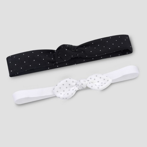 Baby Girls 2pk Knot Headwrap Just One You Target