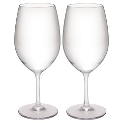 28dea6e5bea ... Room Essentials™ · Trinity 2pk Red Wine Glasses - Zak Designs